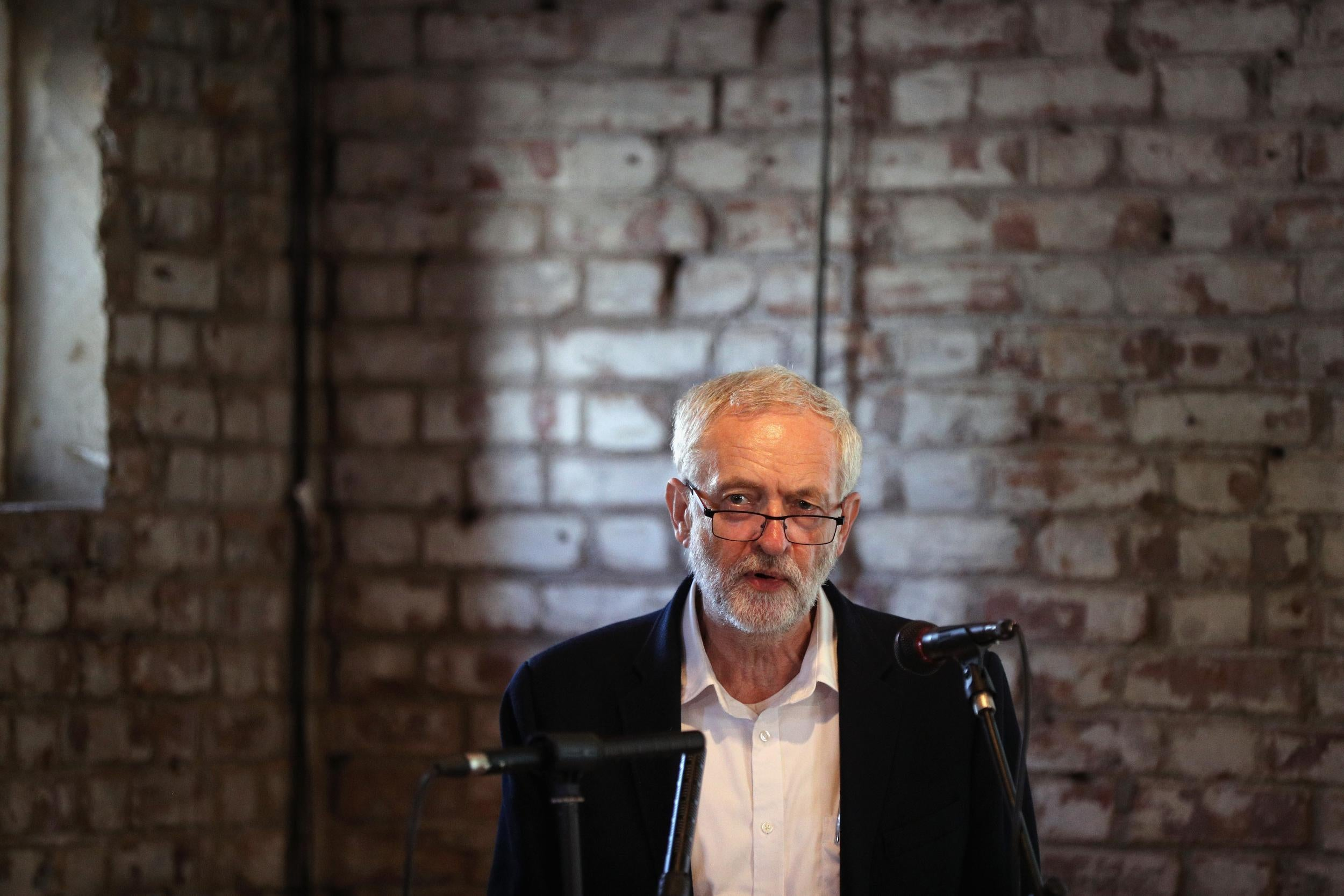 Jeremy Corbyn didn't radicalise me – Nick Clegg did