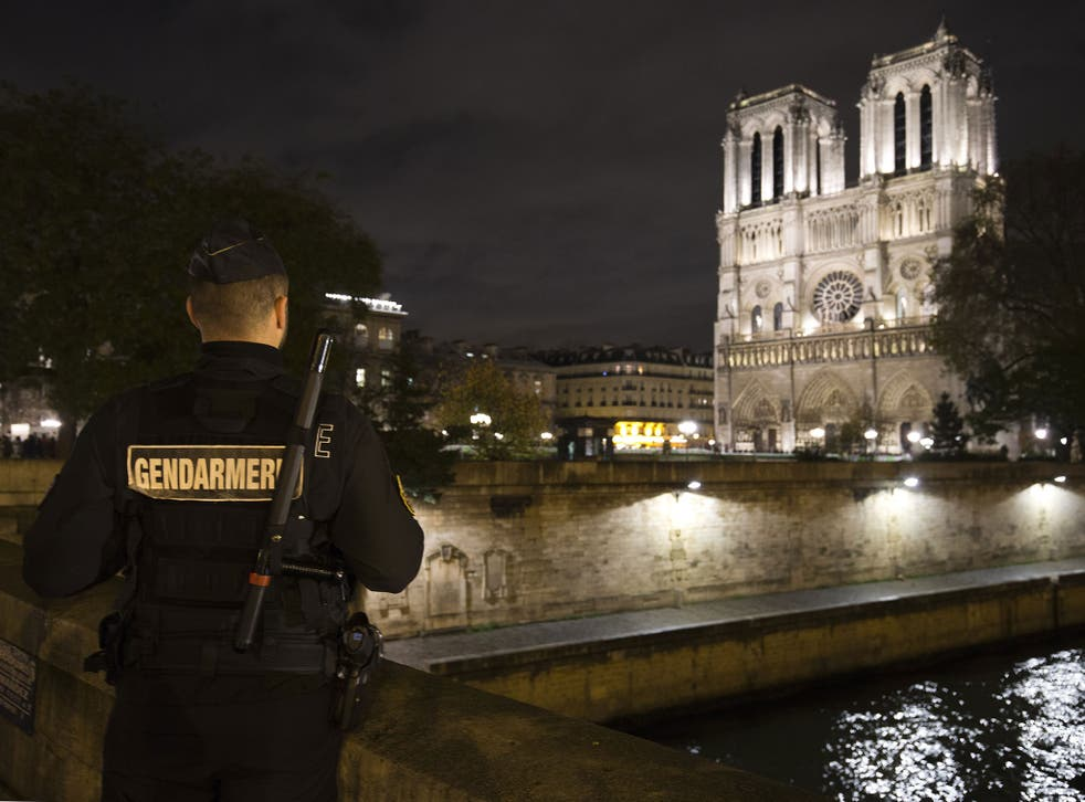 The country has been in a continuing state of emergency that started after Isis' Paris attacks in November