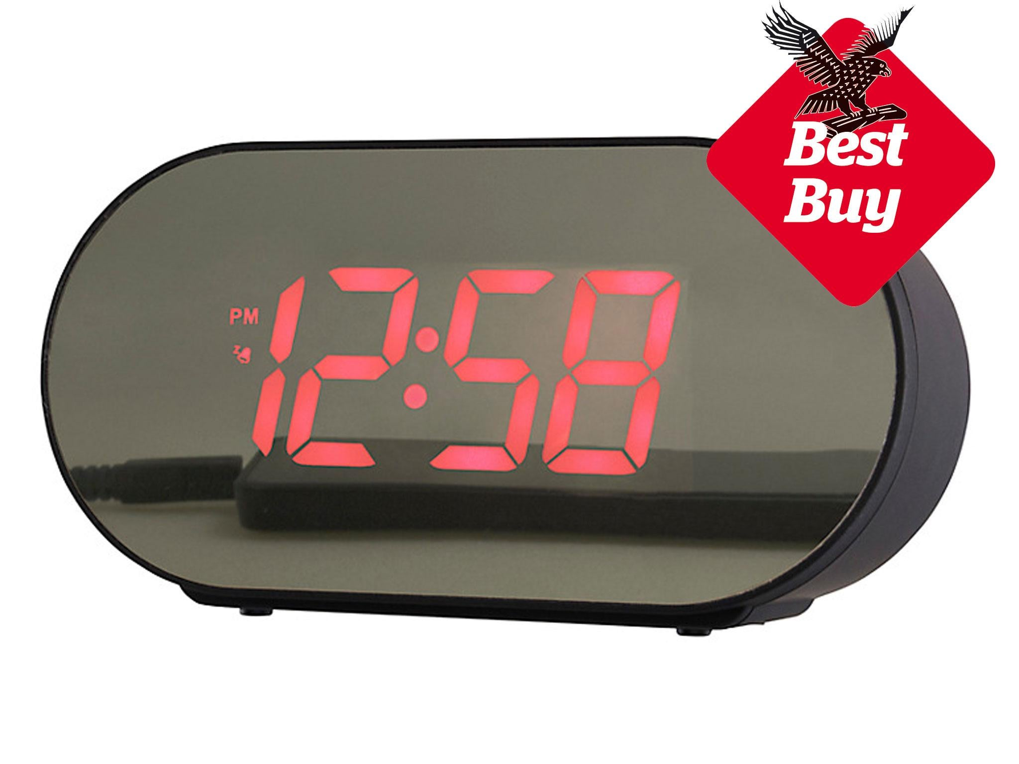 9 best alarm clocks for students | The Independent
