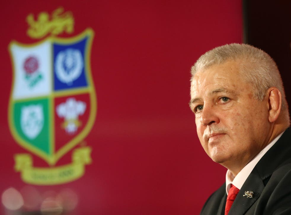 Gatland will name his choice of coaches this week