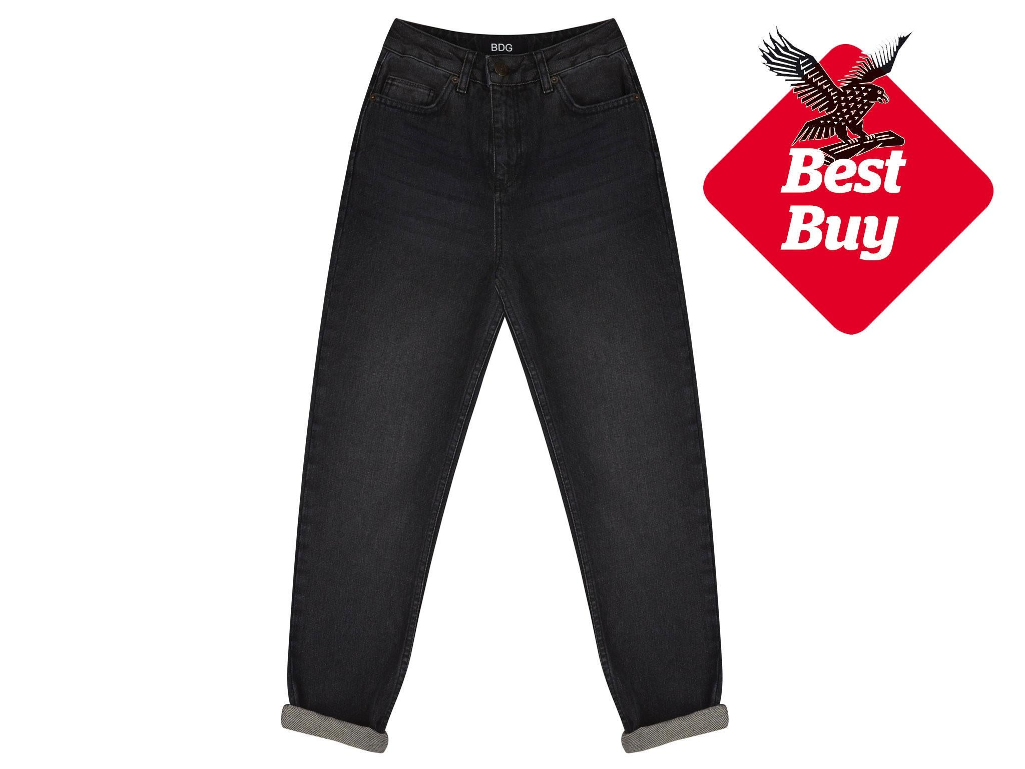 10 Best Jeans High The Independent Waisted SB7Swq