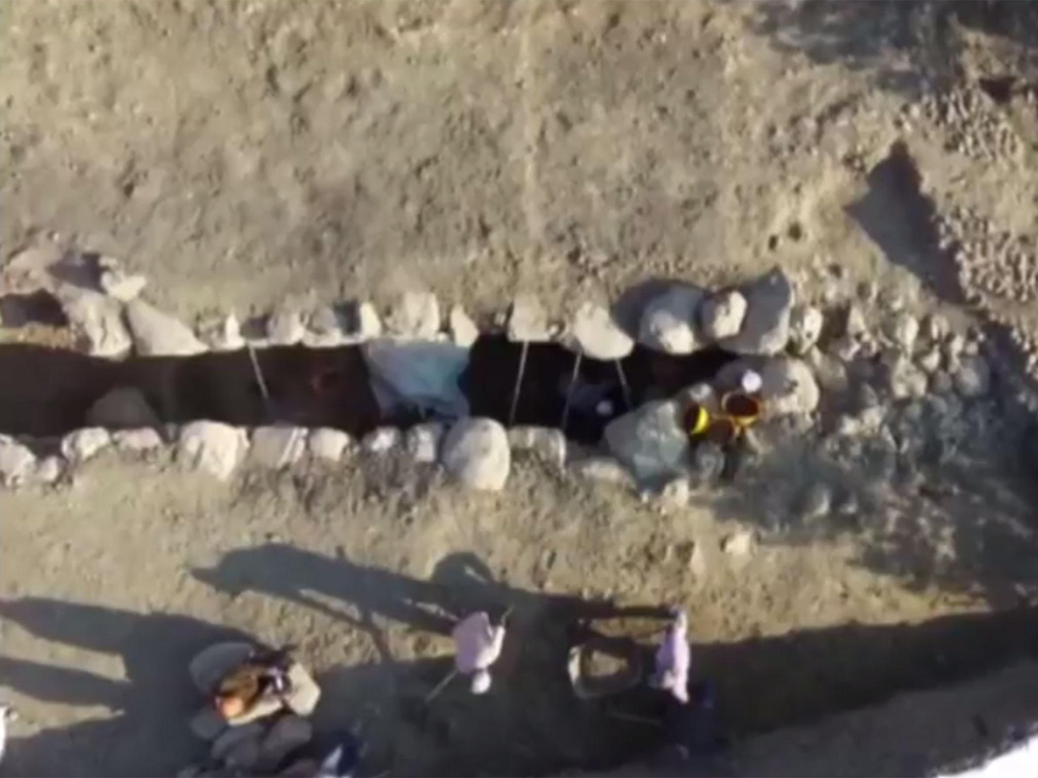 3,300-year-old Hittite secret passage found in Turkey