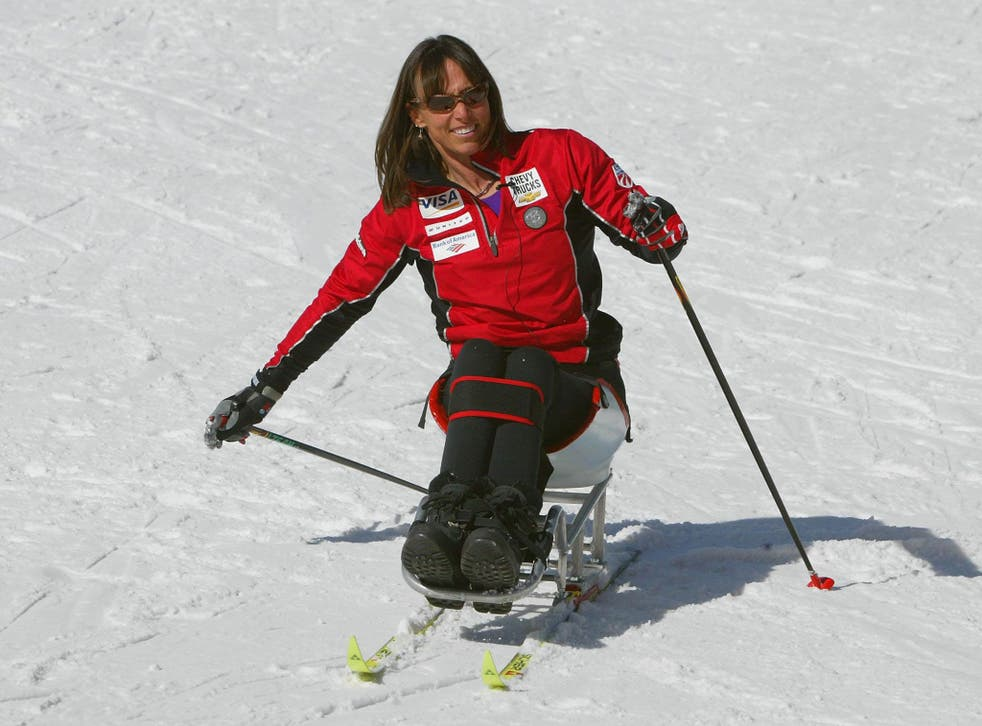 Candace Cable says America's attitude to disabled athletes needs vast improvement