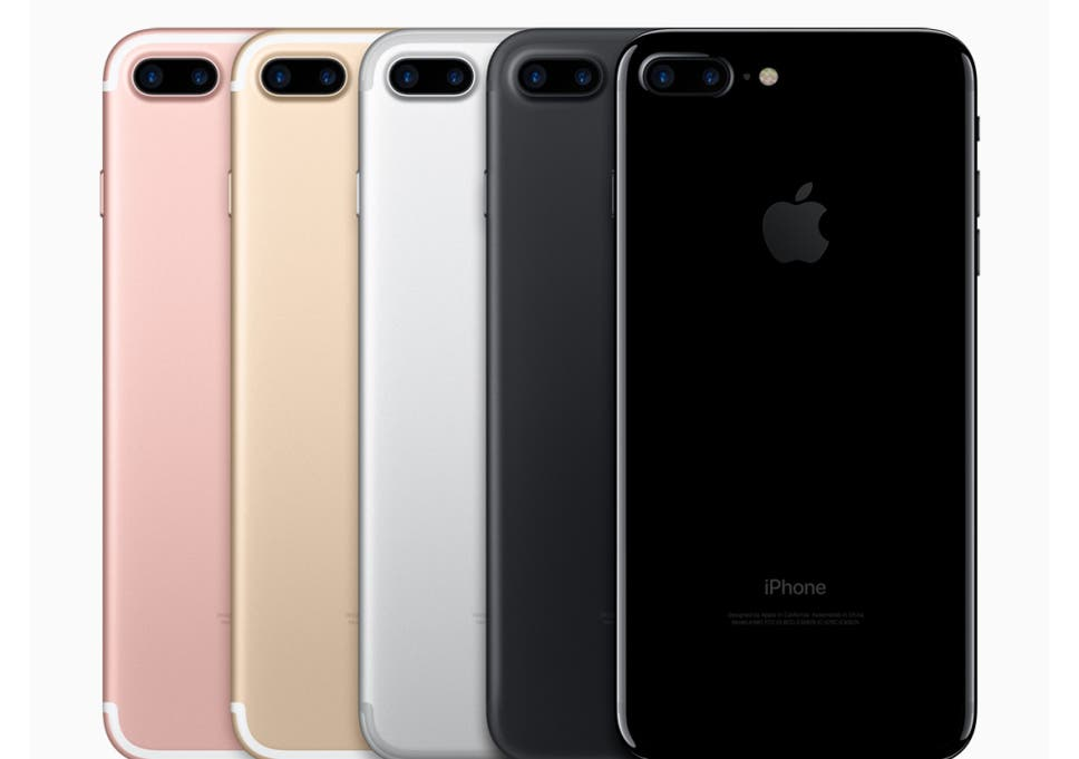 iphone 7 revealed in five colours, including easily scratching jetiphone 7 revealed in five colours, including easily scratching jet black