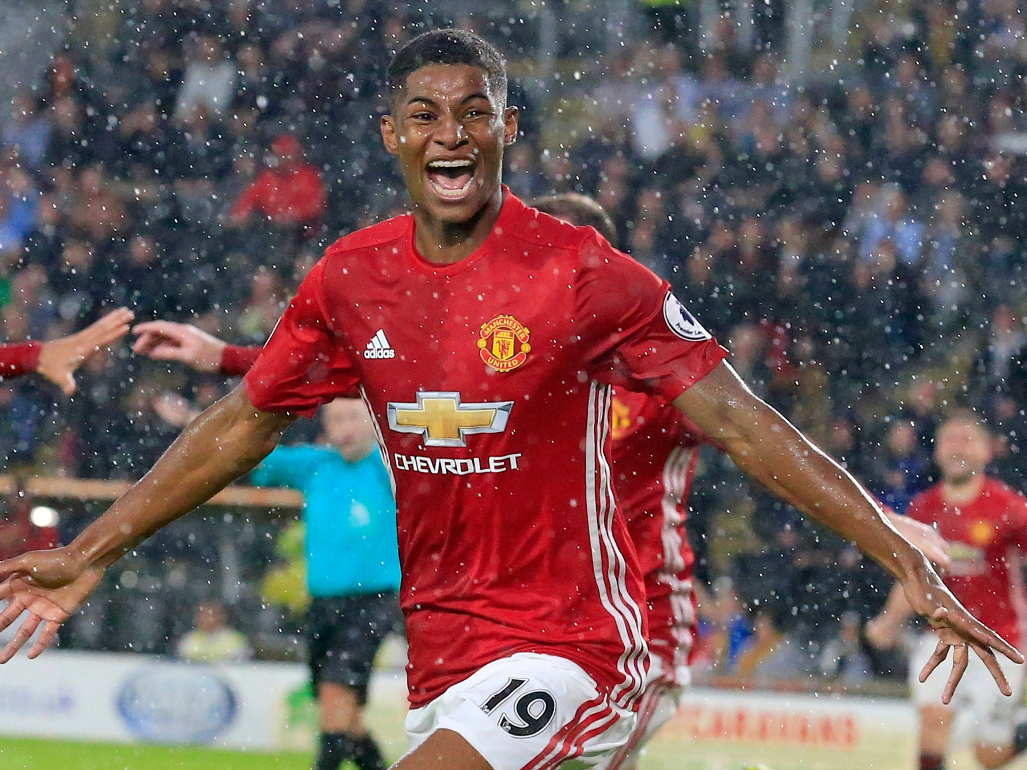 Will anthony martial return for manchester united against hull city manchester evening news - Manchester United Vs Manchester City Marcus Rashford Set To Miss Out Despite Hat Trick For England Under 21s The Independent