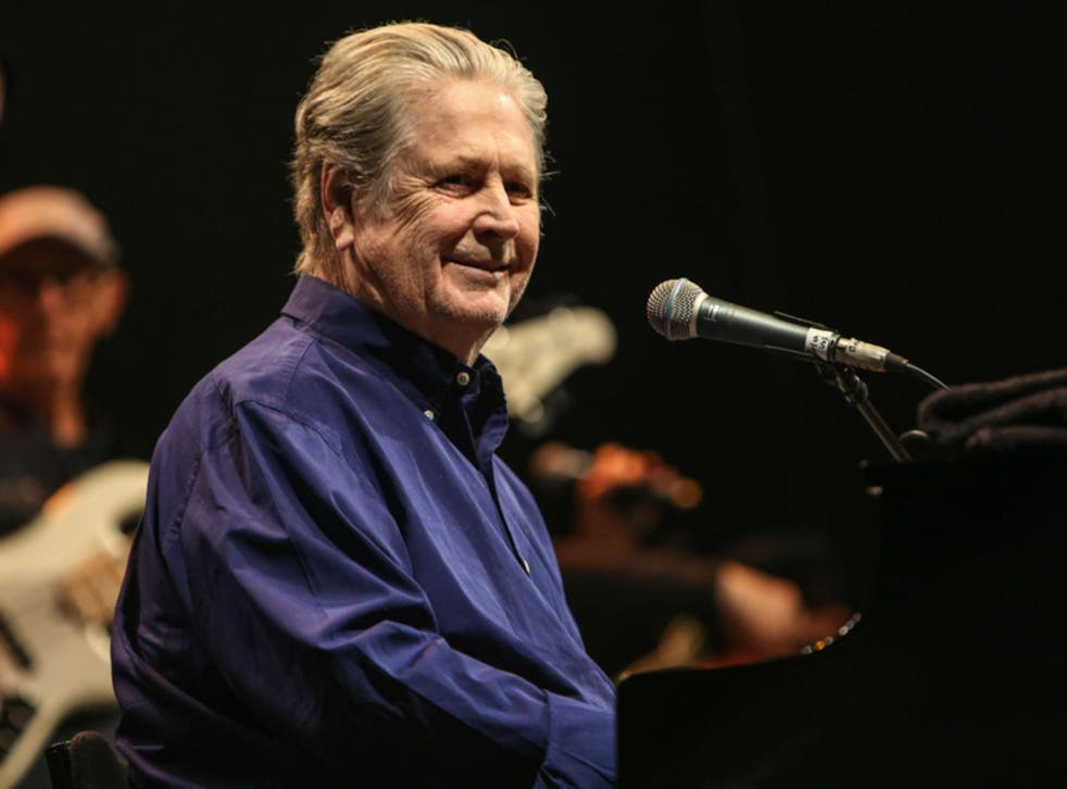 Glimmers of his broken genius: Brian Wilson headlining at Together the People Festival