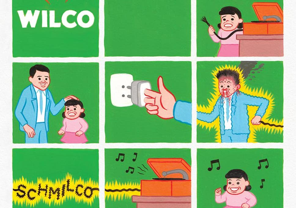 Album reviews: Wilco – Wilco Schmilco, Jack White – Acoustic