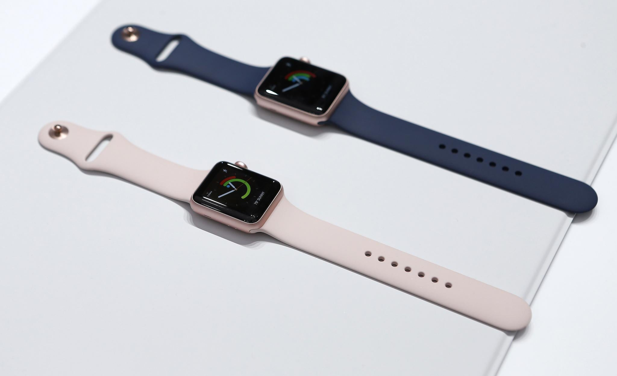 Apple watch обои