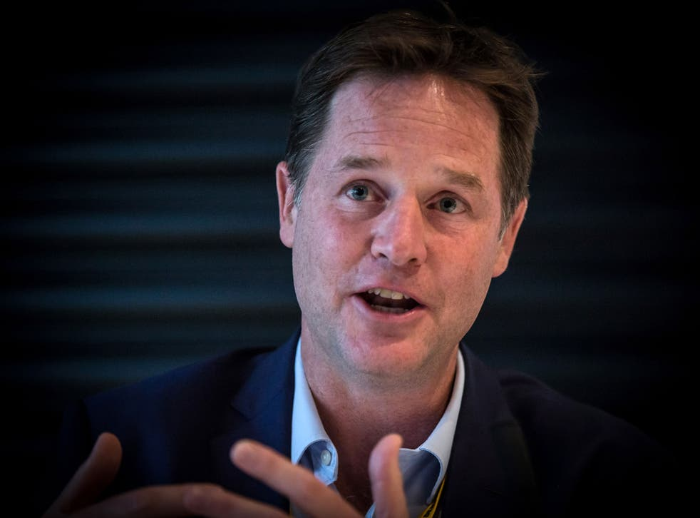 The former Deputy Prime Minister and Liberal Democrat leader says those who want to thwart Brexit should consider voting Labour