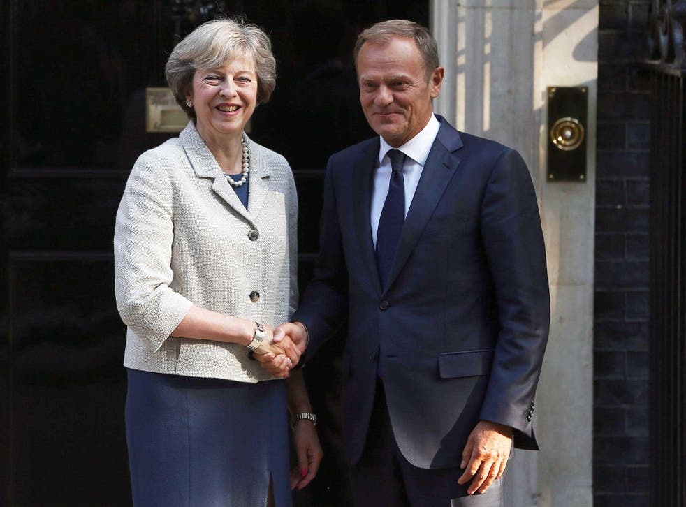 The letter from Theresa May to Donald Tusk this week will have profound consequences for our relationship with the continent