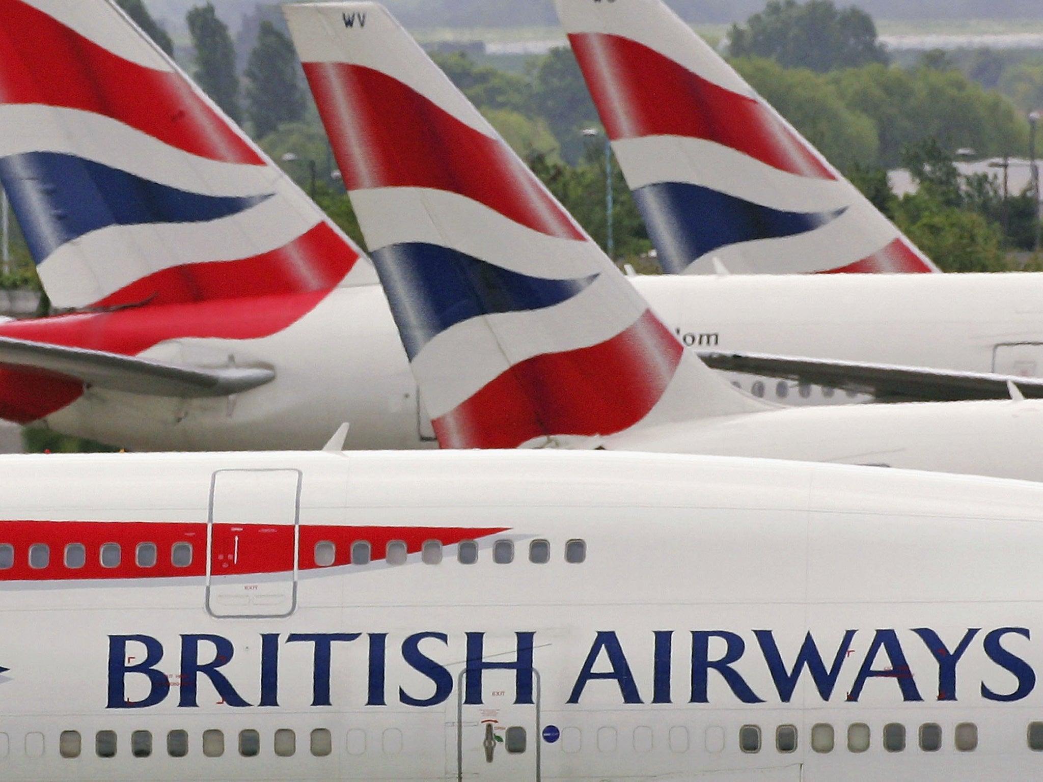 hen british airways purchased - HD2048×1536