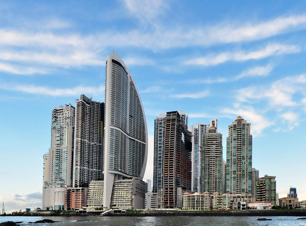 Trump Tower Panama was his first investment in the region