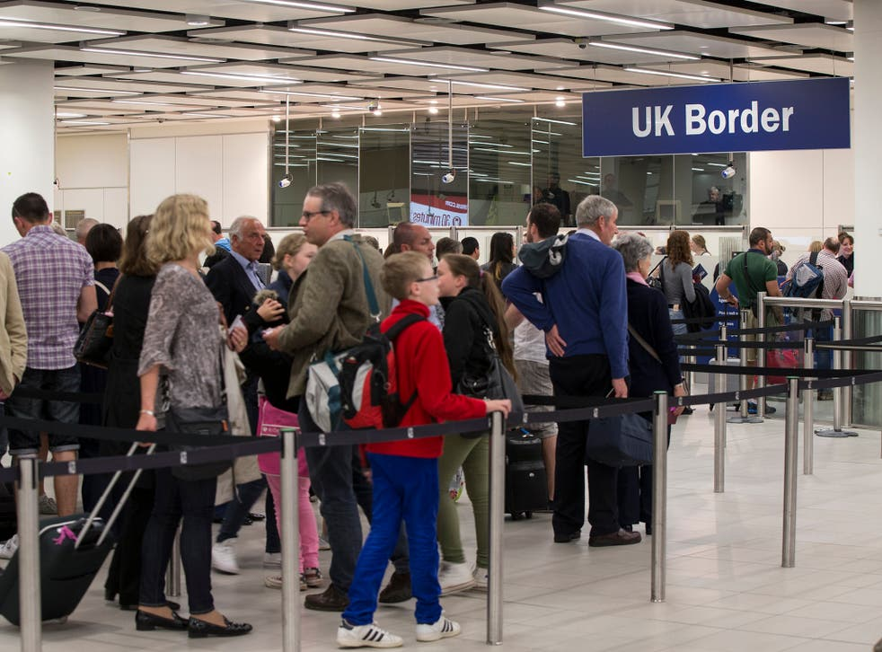 Waiting times in passport queues could 'almost double' after Brexit as Border Force struggles to cope with demand, warns Airport Operators Association (AOA)
