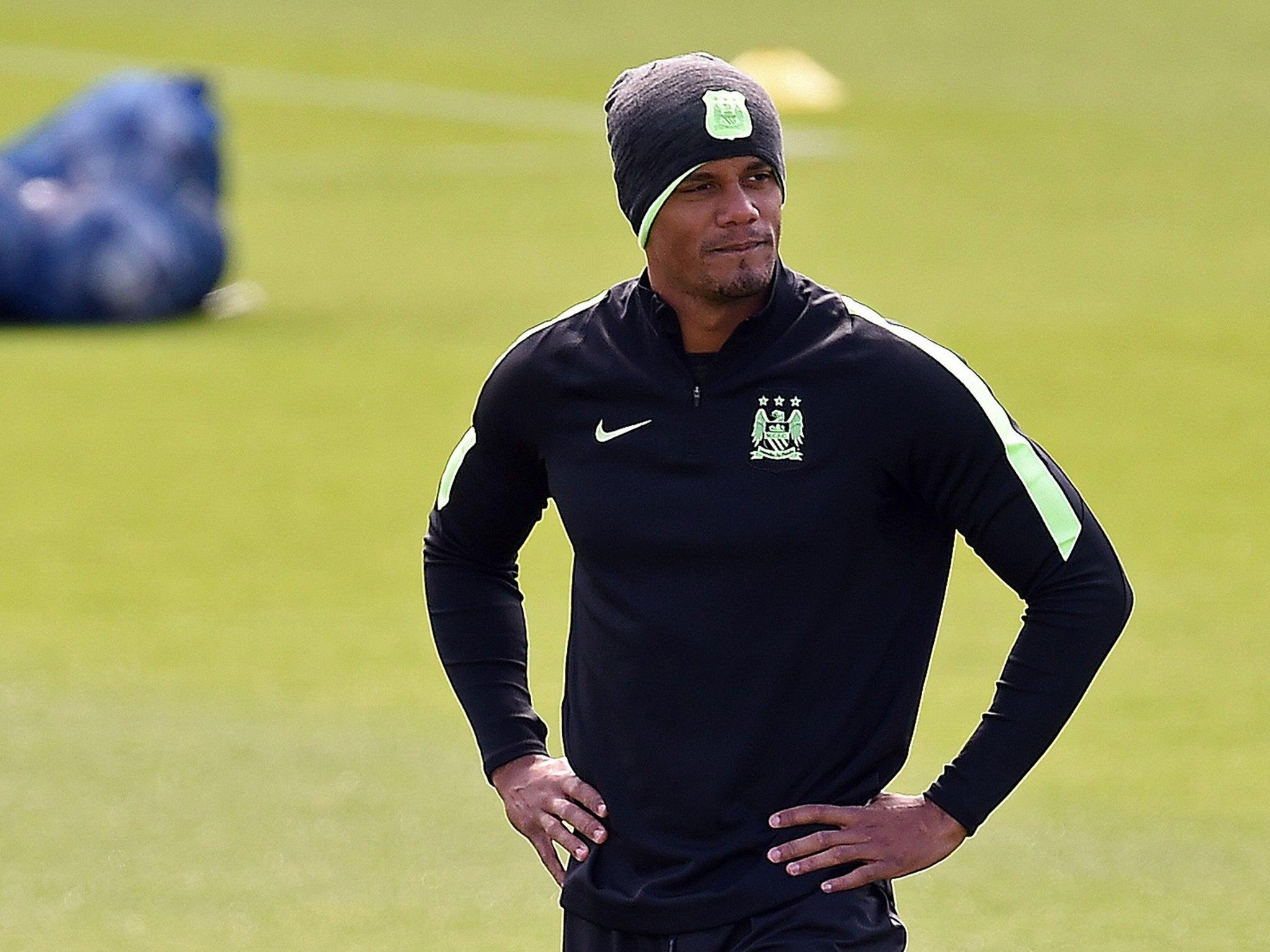 Manchester City news Pep Guardiola delays Vincent Kompany return