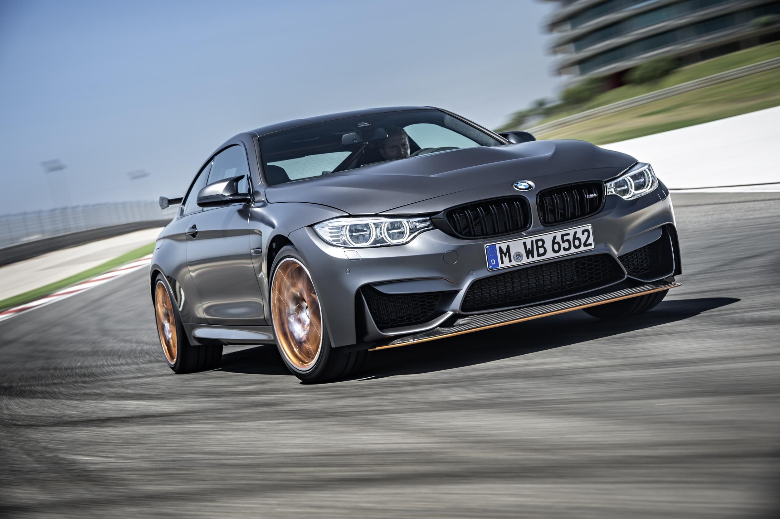 BMW M4 Coupe review Plenty of pedigree