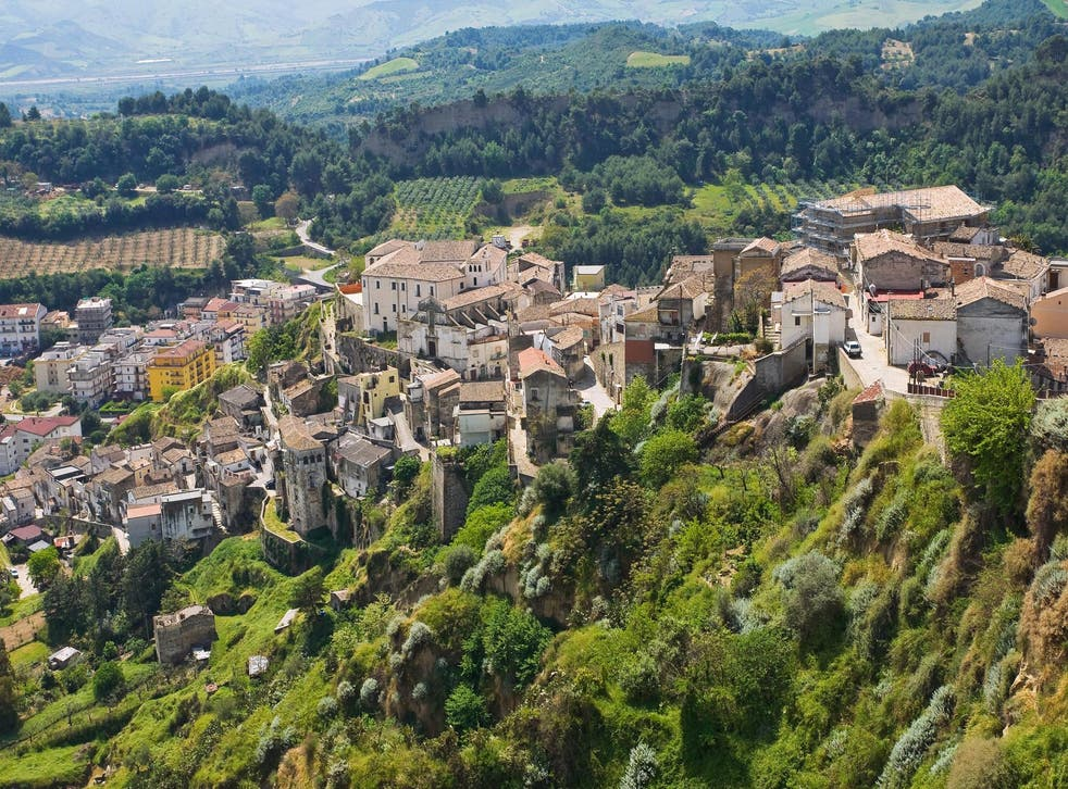 The town of Tursi