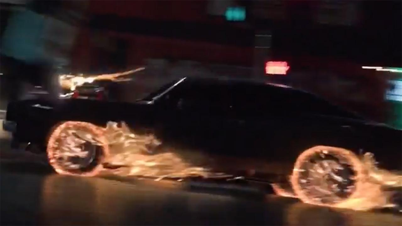 What Car Does Ghost Rider Drive In Agents Of Shield