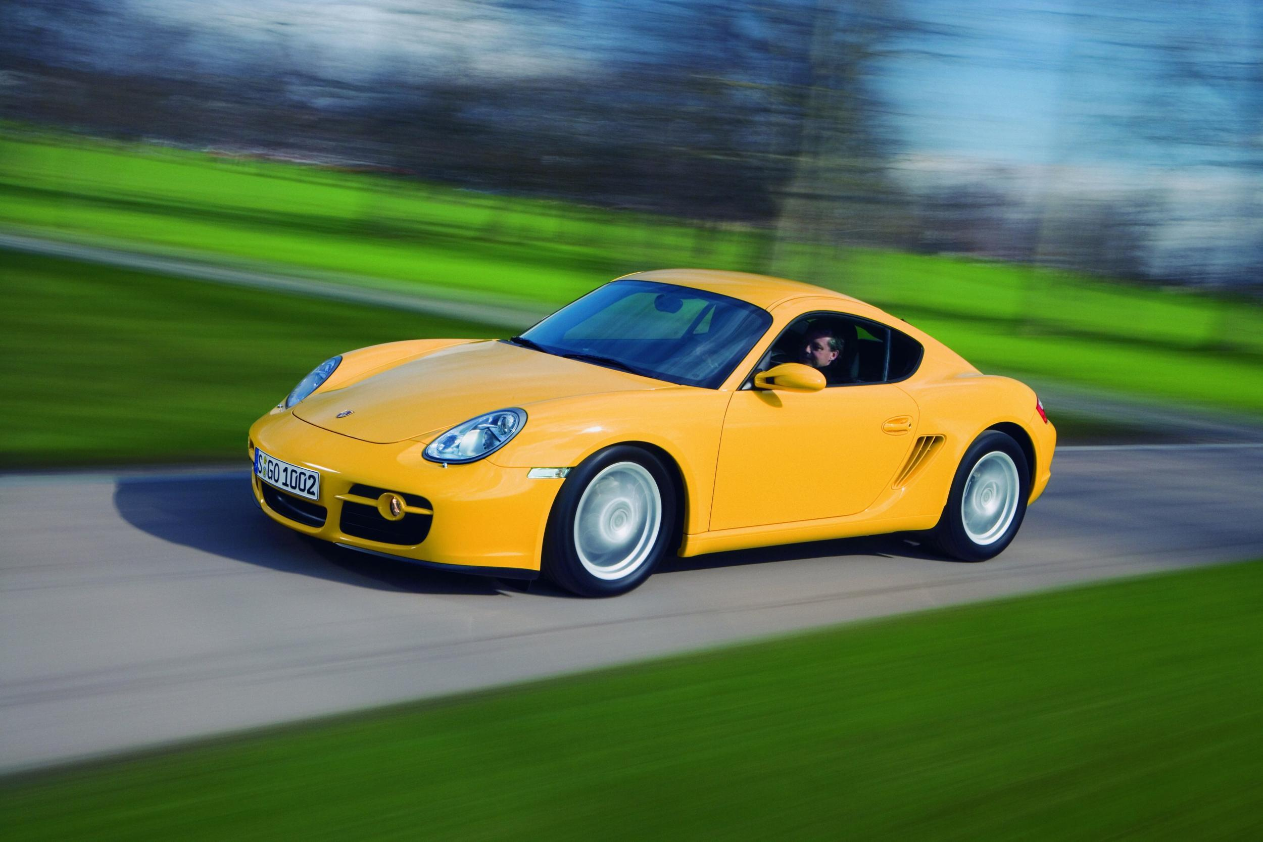 Best Sports Car For The Money Porsche Cayman