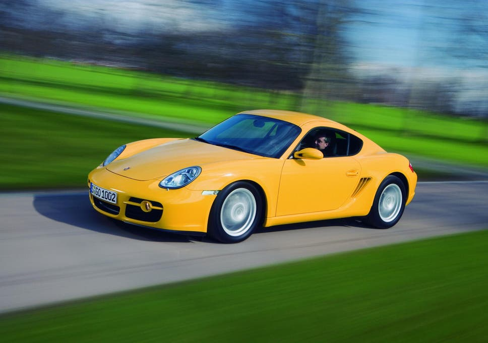 Used Buying Guide Porsche Cayman The Independent