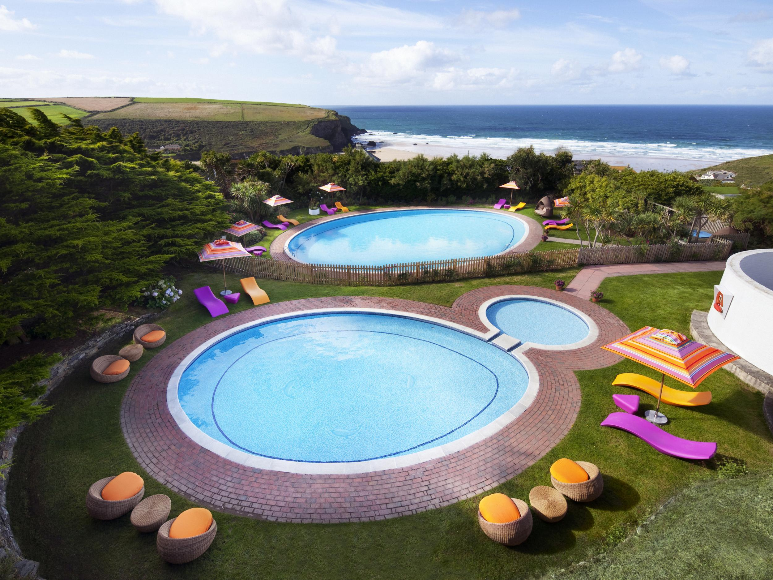 10 of Britain's best family-friendly hotels