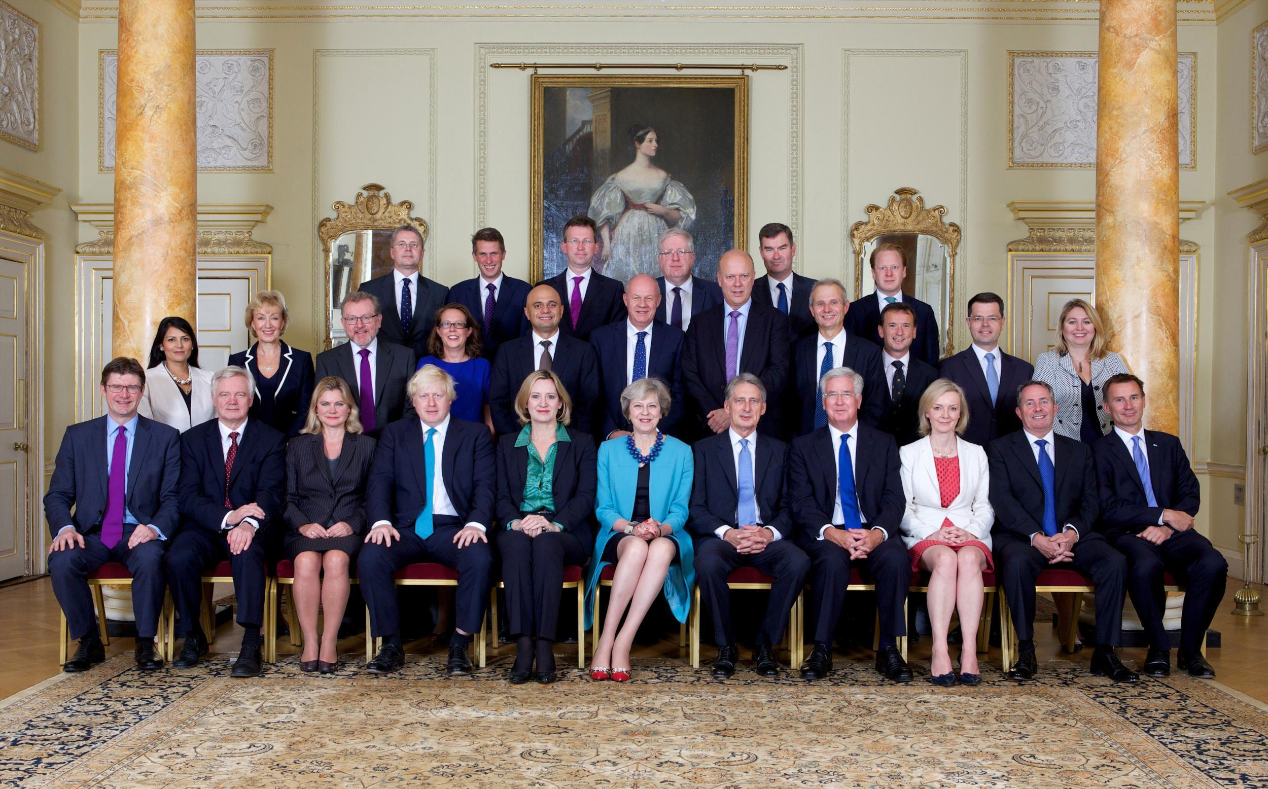 prime minister and the cabinet