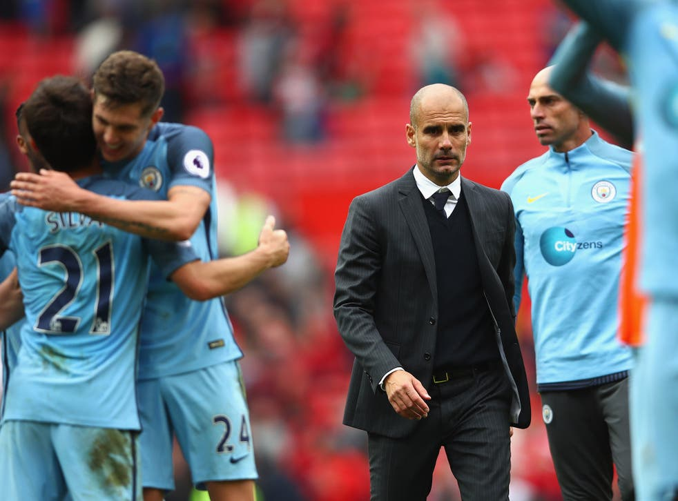 Pep Guardiola has proven that English managers have much to learn before matching his technical approach
