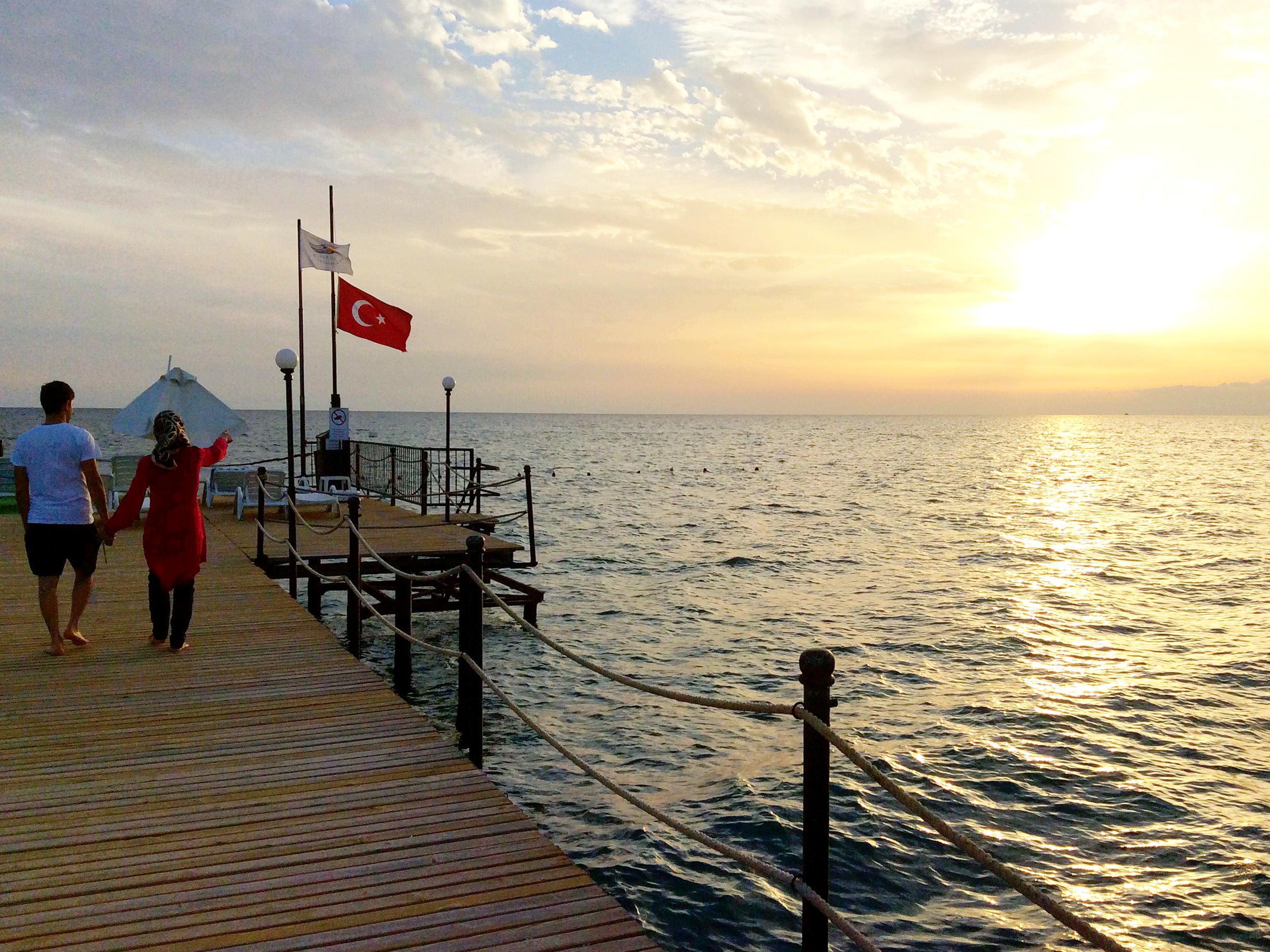 Halal holidays: what it's like to take a Muslim beach break