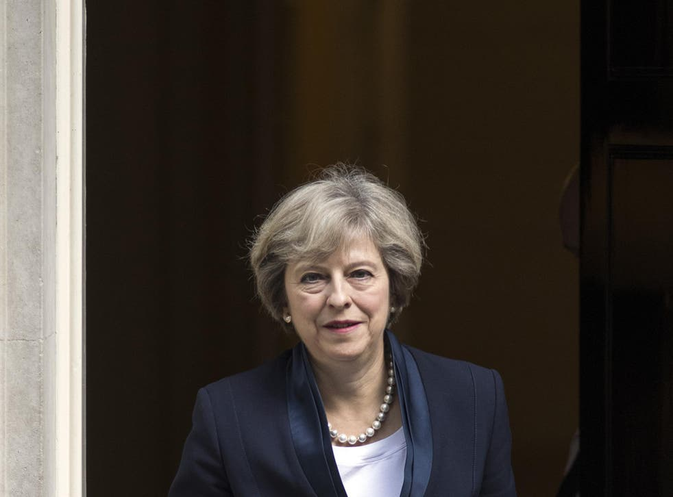 A Downing Street source said Mrs May rejects Mr Tusk's claims that she said she would trigger Article 50 in February
