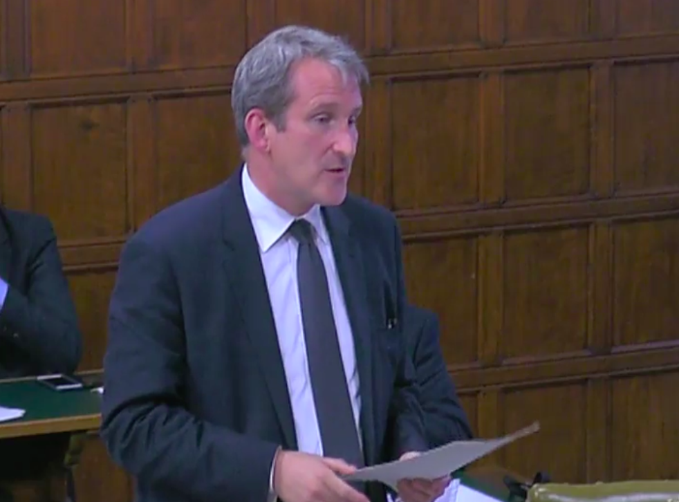 Damian Hinds has been promoted to become the new Education Secretary