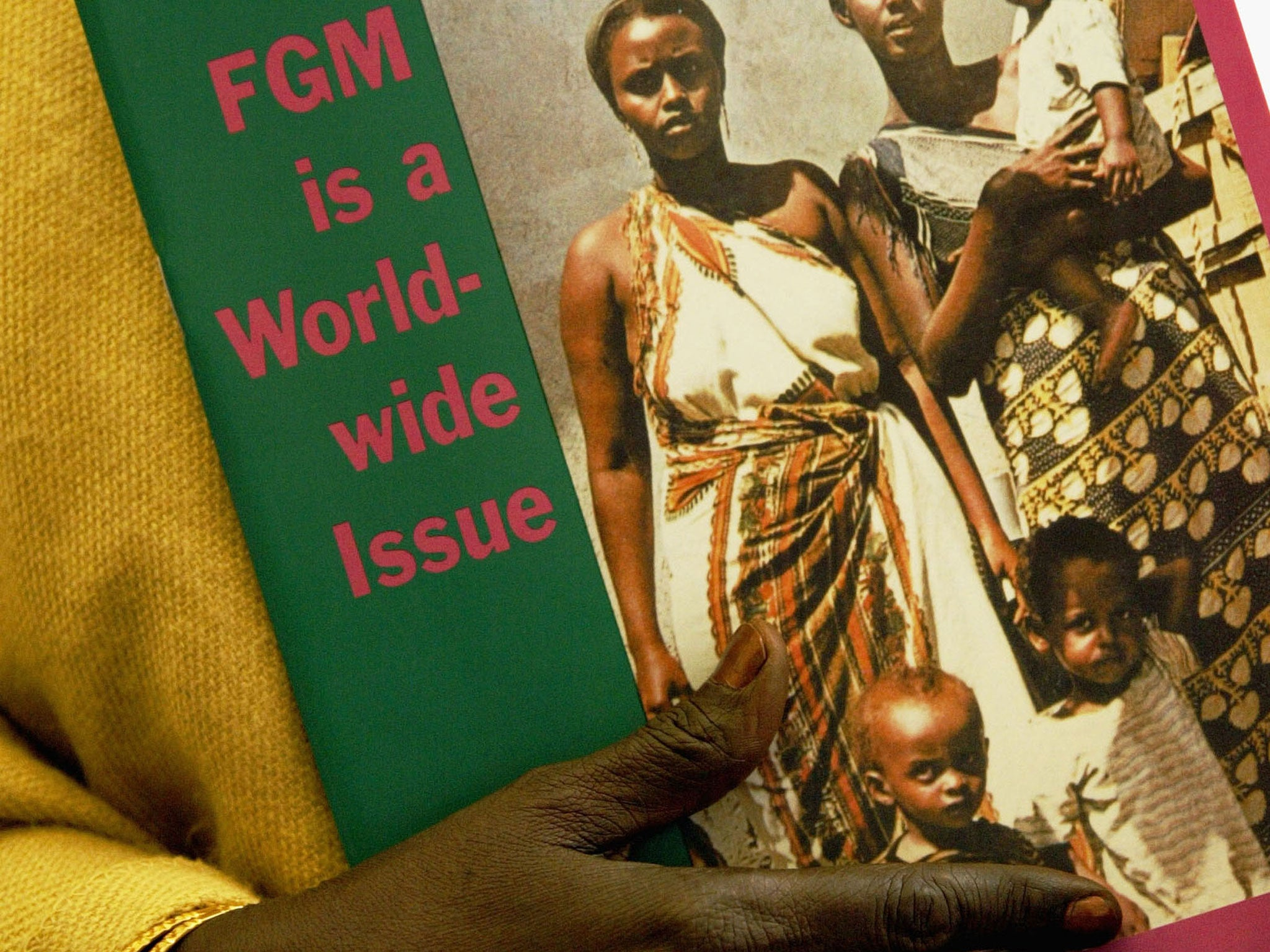 an argument against female genitalia mutilation in africa 27032017  female genital mutilation should be recognised as a form  the cutting of female genitalia  of torture is often an argument against fgm.