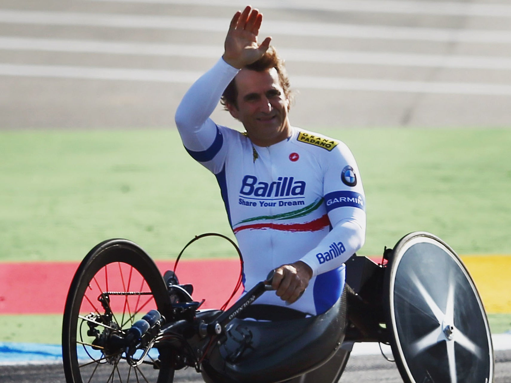 Paralympics 2016: Former Formula 1 driver Alex Zanardi claims gold ...