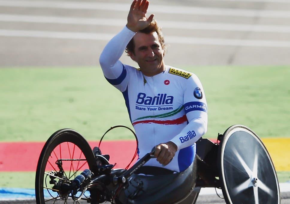 3aaf5fef47e Paralympics 2016: Former Formula 1 driver Alex Zanardi claims gold ...