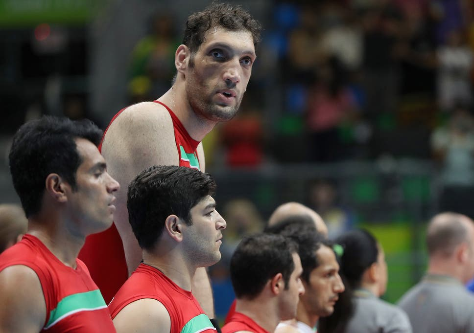 Paralympics 2016: Iran sitting volleyball star Morteza