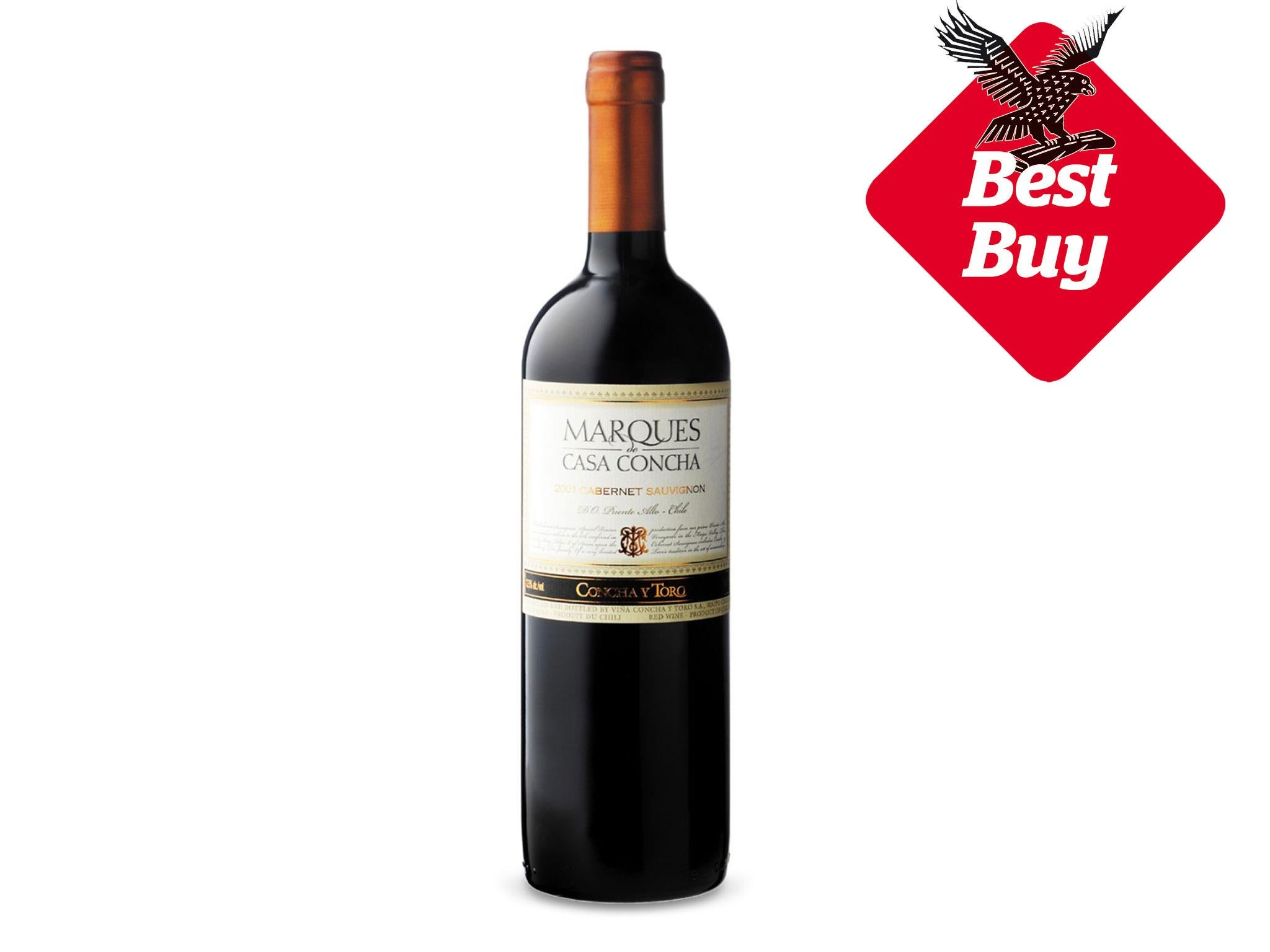 15 best cabernet sauvignons | The Independent