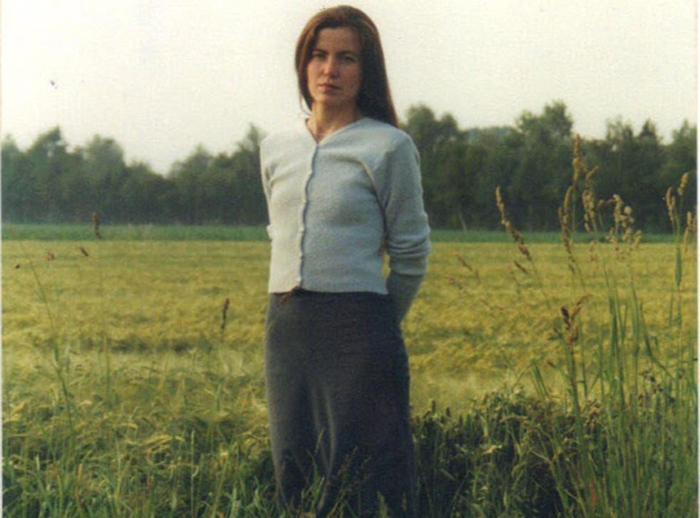 Karina met Brink in Vienna in 2004 when she was a grad student