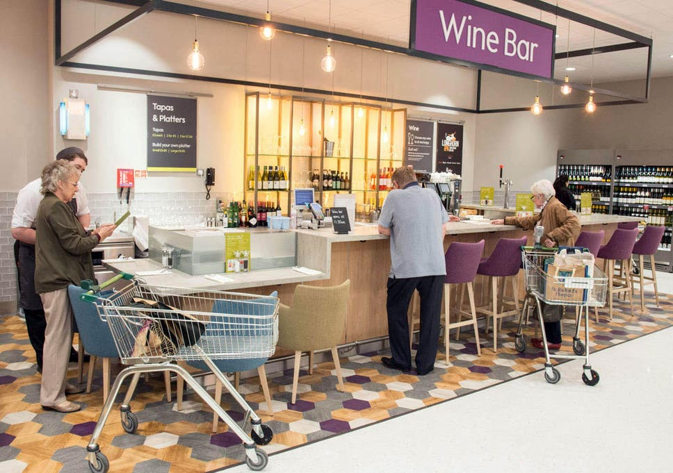 Waitrose reverses on plans for new stores to revamp existing ones ...