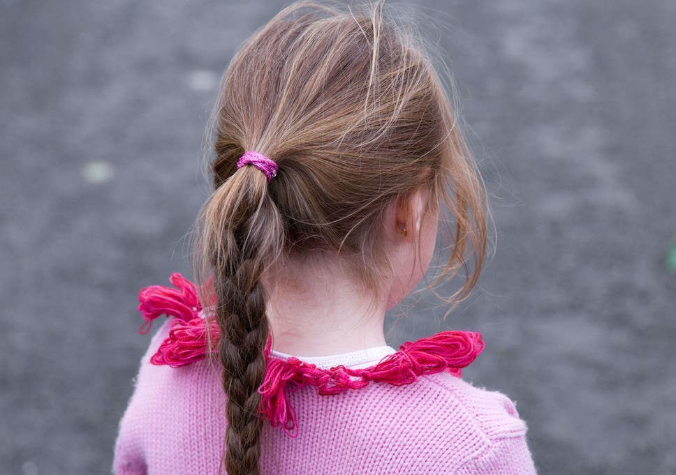 Precocious puberty affects around one in 5,000 children in the UK (file pic)