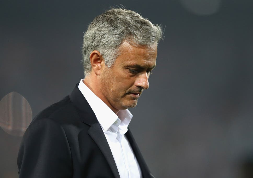 reputable site 0883a c0b0a Manchester United news: Jose Mourinho has 'lost the plot ...