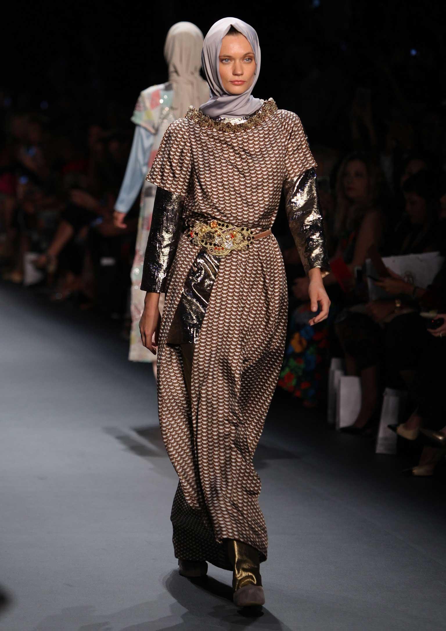 ecc3c9faea9 Modest fashion  How covering up became mainstream