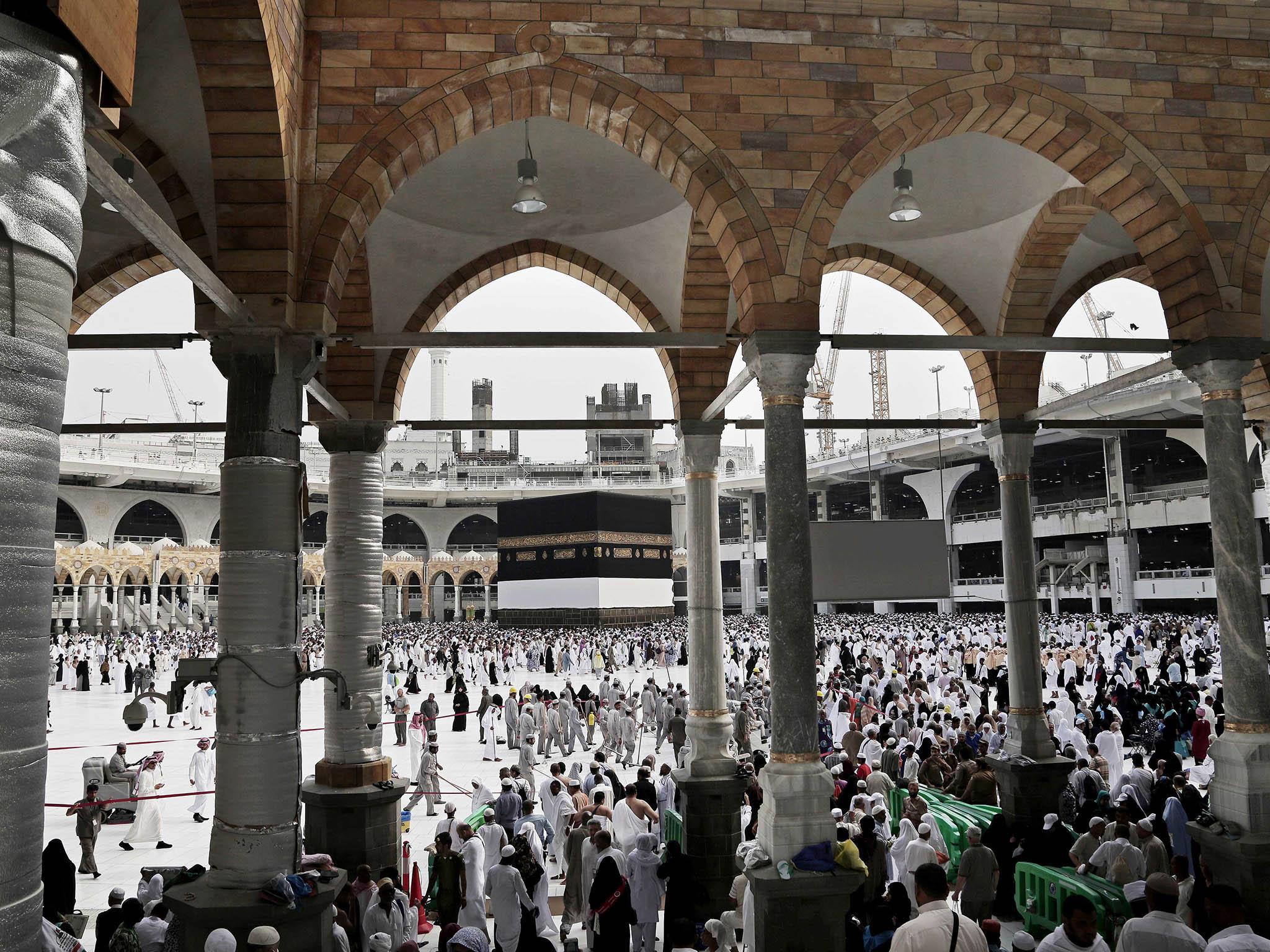 Eid al-Adha : Saudi Arabia's Hajj pilgrimage in pictures