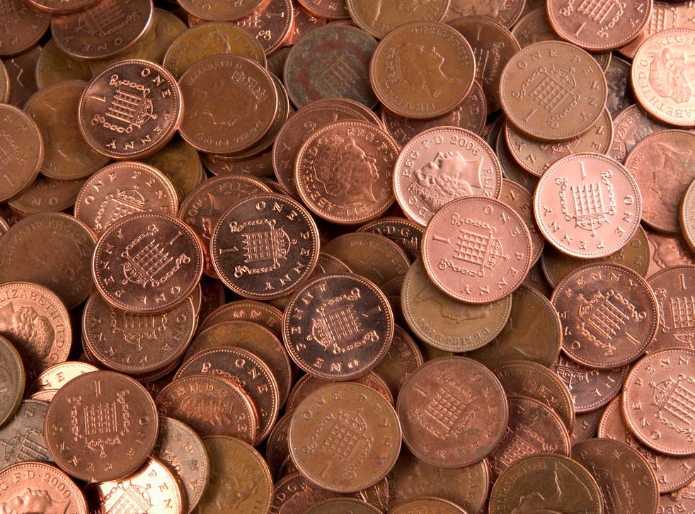 There had previously been speculation that the Treasury may be paving the way for the end of 1p and 2p coins