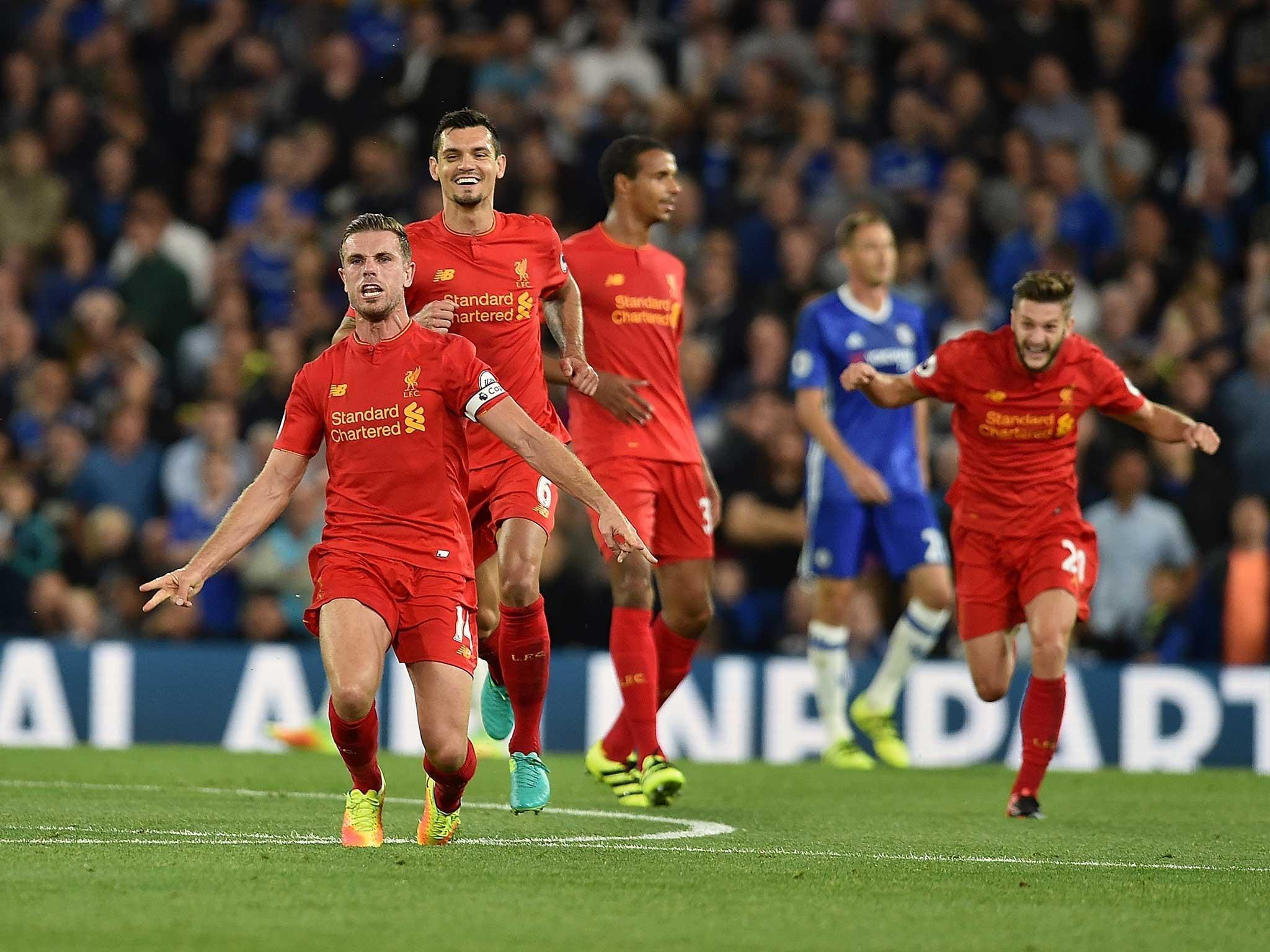 Chelsea Vs Liverpool Match Report: Dejan Lovren And Jordan