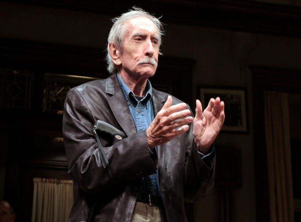 Playwright Edward Albee passed away last year