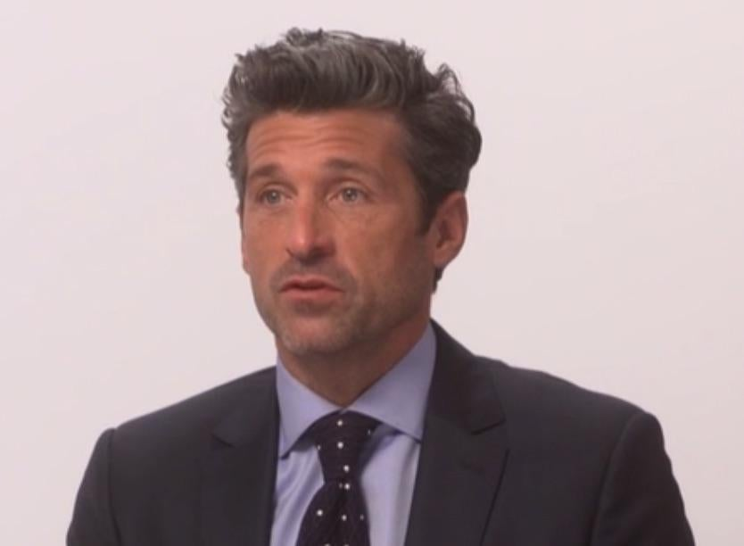 Patrick Dempsey Latest News Breaking Stories And Comment The