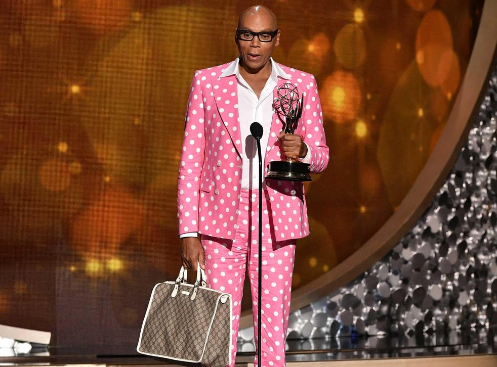 RuPaul's rhetoric appears to be trans-exclusive