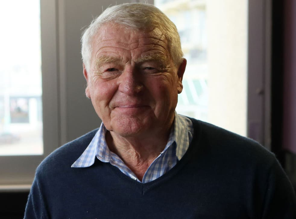 'I'm being effectively and wonderfully looked after' said Lord Ashdown after being diagnosed three weeks ago