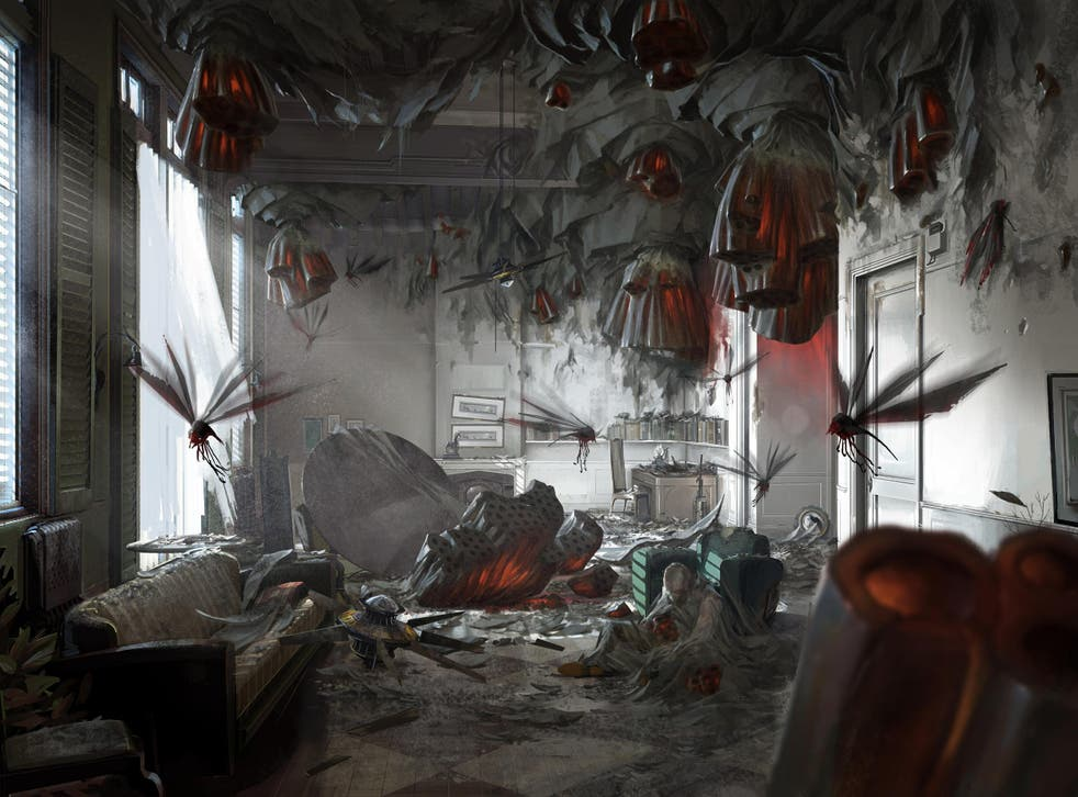Some of the concept art from Dishonored 2