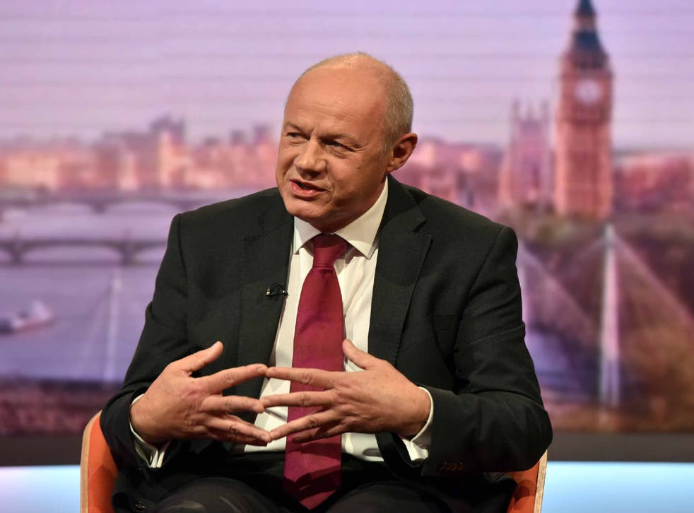 The woman's MP has vowed to write to Work and Pensions Secretary Damian Green (above) to get a 'full apology to my constituent'