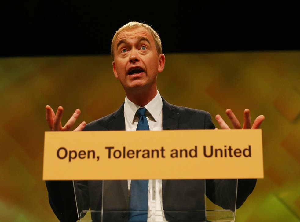 'If Labour won't provide a decent opposition, the Liberal Democrats will. We are not squeamish about holding power'