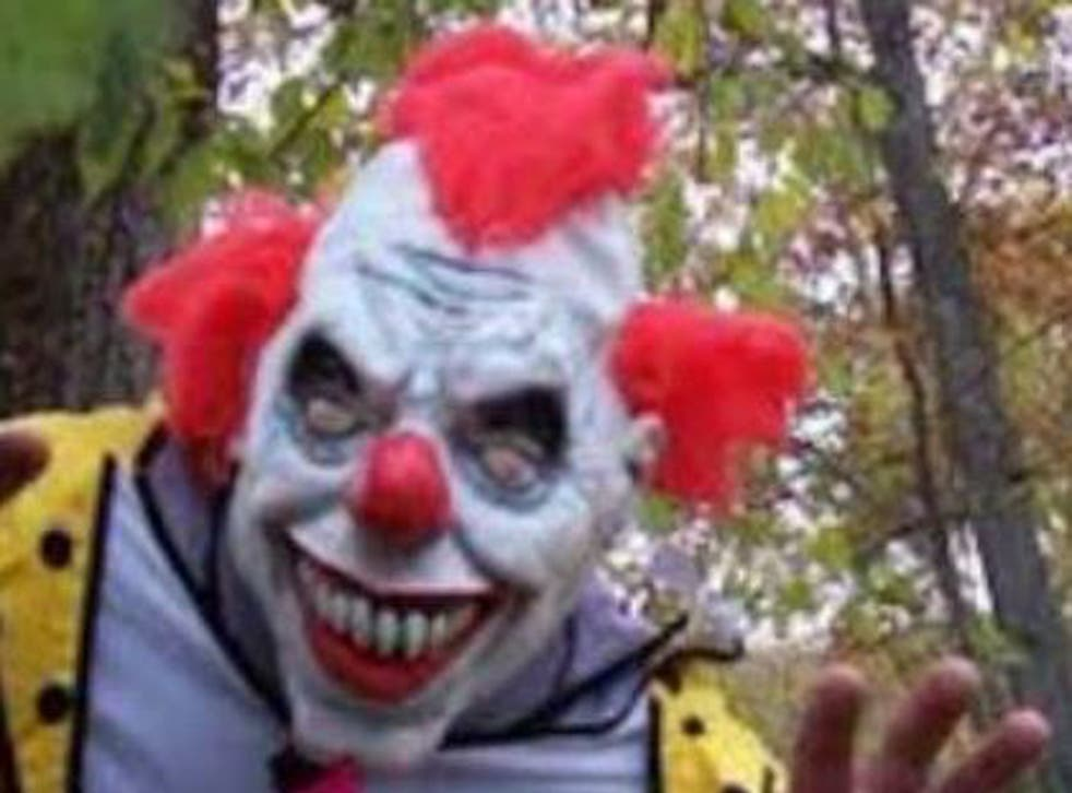 Police are taking to social media to calm down local hysteria about clowns